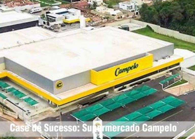 Supermercado Campelo tem energia Cummins DCCO