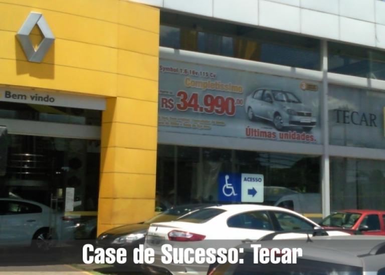 Com a DCCO, Tecar leva sonhos a clientes