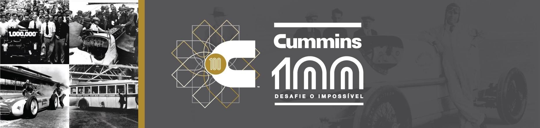 CUMMINS 100 ANOS